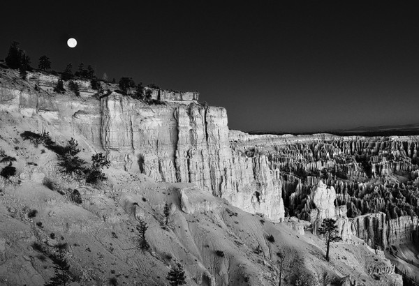 Deserts and Canyons  (B&W)