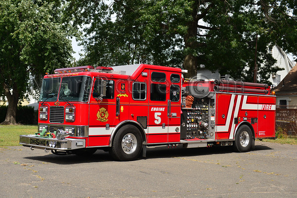 Bergen County, NJ Fire Apparatus