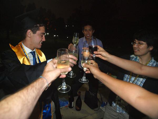 Beau's UCLA Graduation
