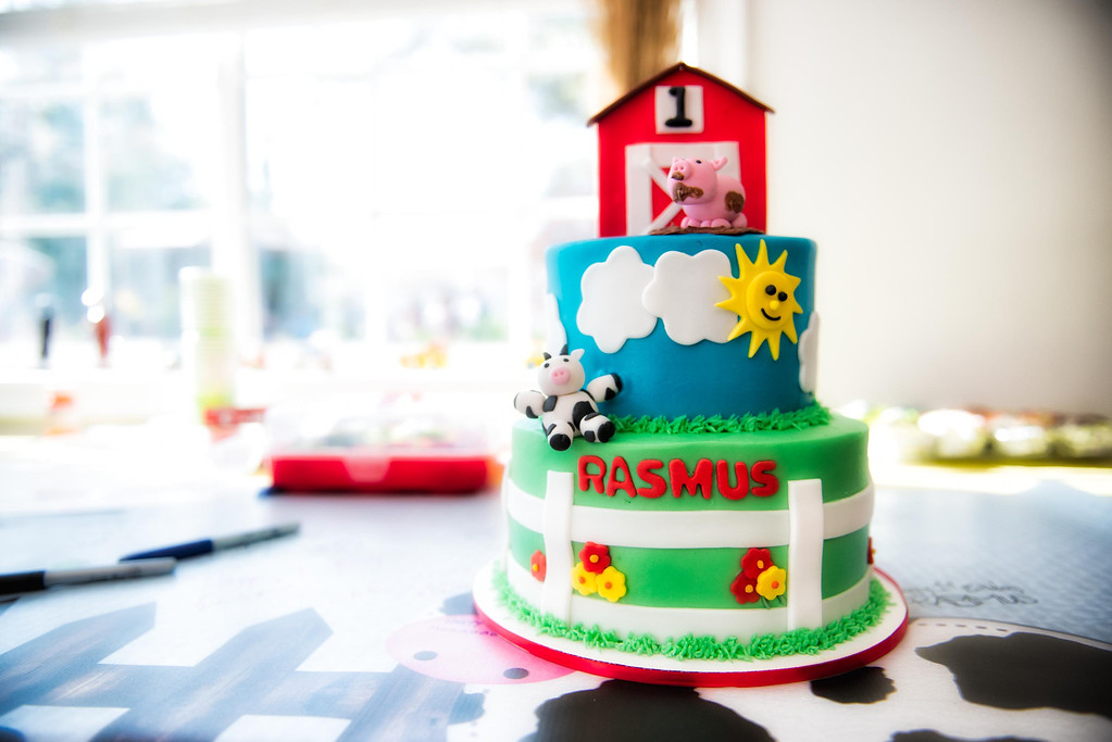 Rasmus' 1st Birthday