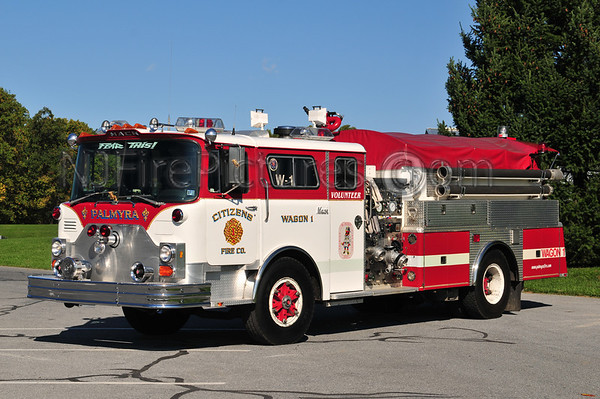 LEBANON COUNTY, PA FIRE APPARATUS