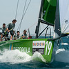 24.07.2011. Sailing Audi MedCup circuit stage from Cagliari, Italy. Region of Sardinia Trophy, SOTO 40 series regatta. Iberdrola Team of Spain.