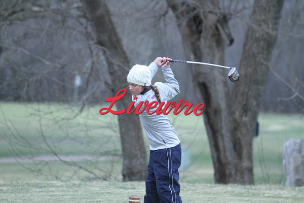 Golf vs Spirit Lake 4-6-15