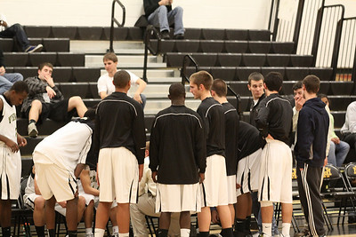 Mt. Hebron Boys Basketball 2010