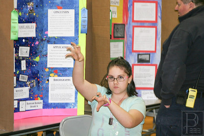 Sedgwick Science Fair 4/14