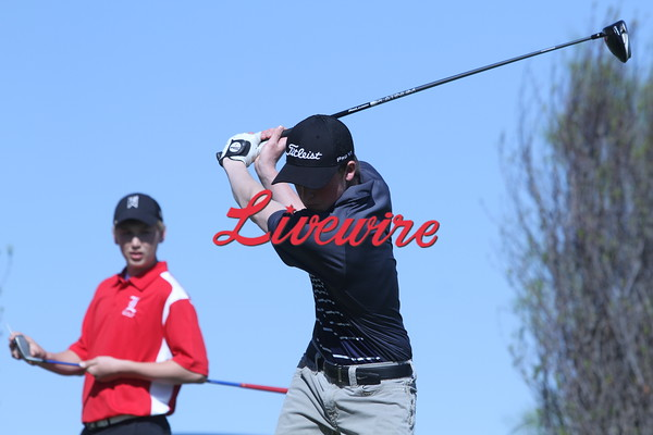 Golf vs Luverne 4-27-15