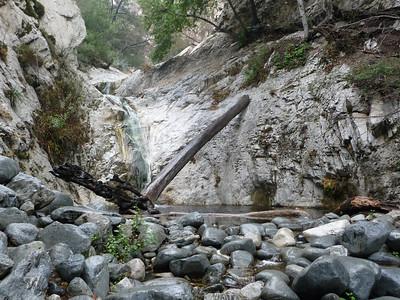 Switzer Falls 01/24/09