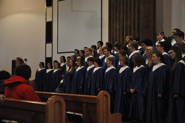 Concert Choir April 5th