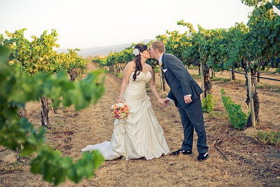 Lindsey & Kevin | Ponte Winery