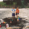 This was my life. Pre-transplant With cystic fibrosis.<br /> <br /> Burying our family members in the sand, hahaha. Not recommended... you'd have to ask Carlin... :/<br /> <br /> :P