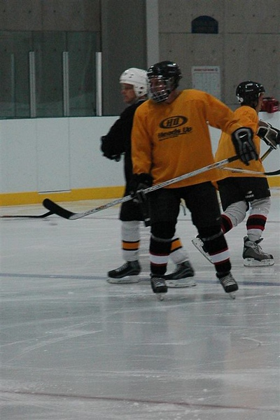 2005 October Pick-Up Hockey
