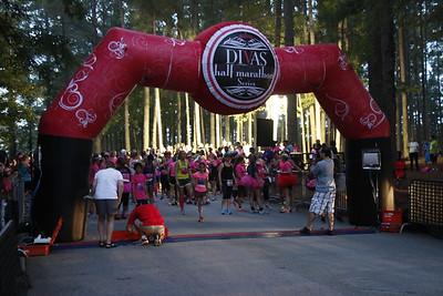 The DIVAS Half Marathon