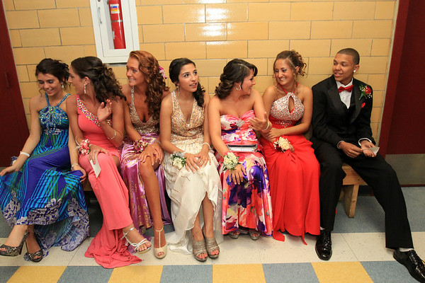 Gloucester High School Prom, June 2013