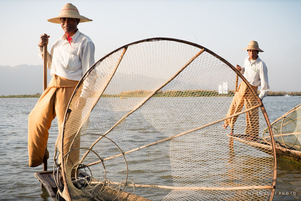 Postcards – Inle Lake, Myanmar