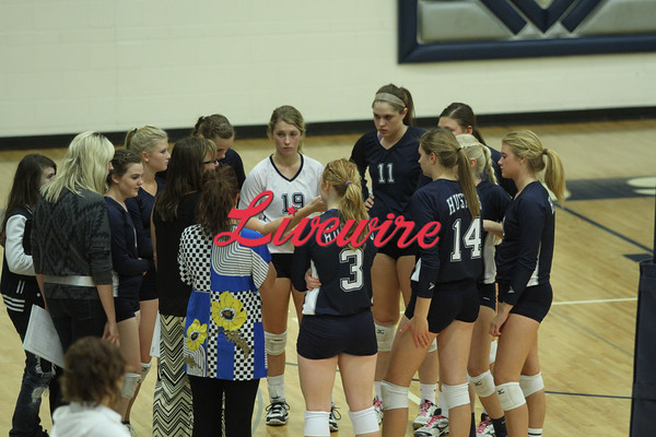 VB vs Luverne 9-11-14