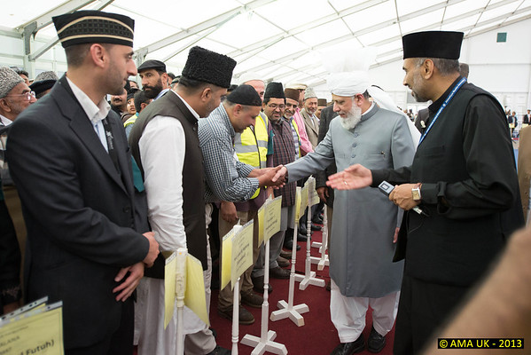 Jalsa UK 2013 Inauguration
