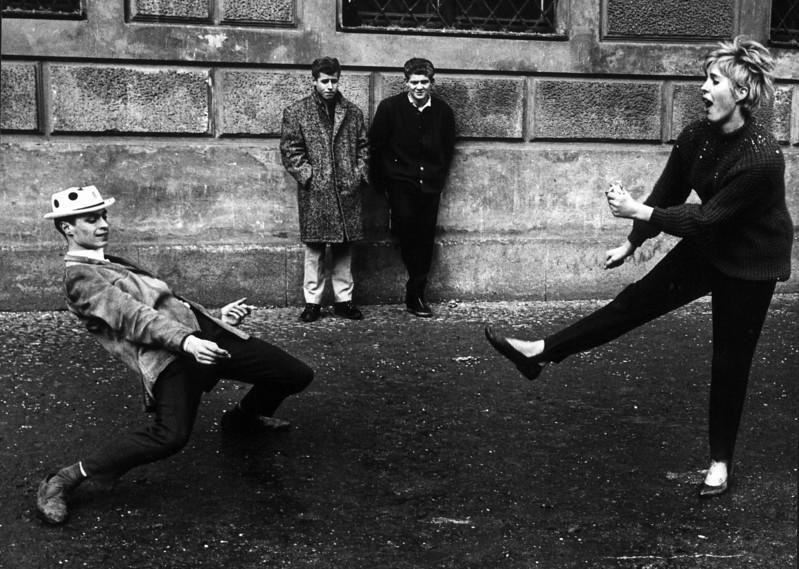 Famous Street Photographers - Gianni Berengo Gardin (1930 - )