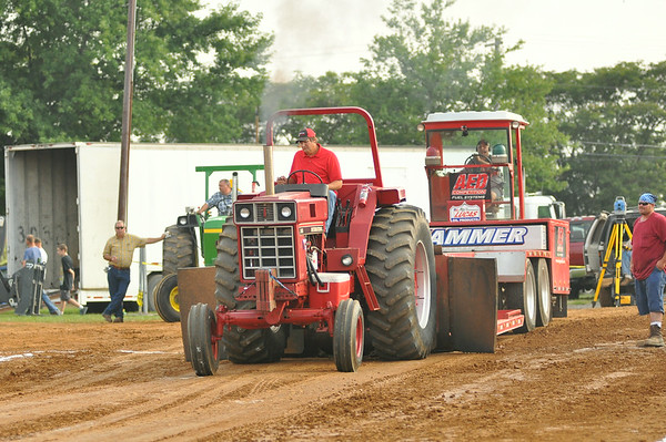 2014 FREDERICK CO FAIR  DRAGON MOTORSPORTS  TRUCK & TRACTOR PULL 7-31-14