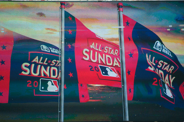 2014 All Star Game Events