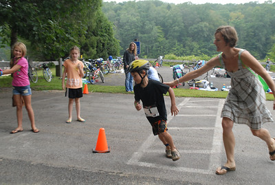 Kids Who Tri 2011 -- Run