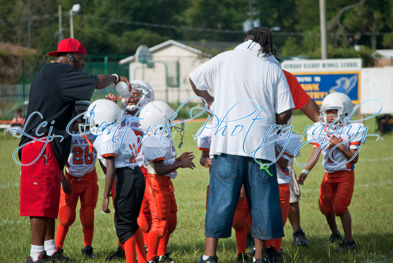 2011 Gators vs Saints Tiny Mites