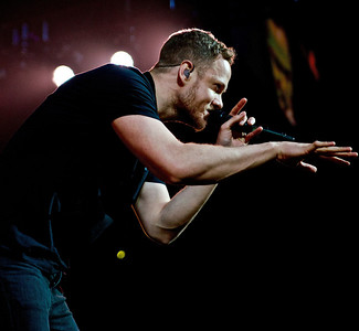 Imagine Dragons Amnesty International Barclays Concert