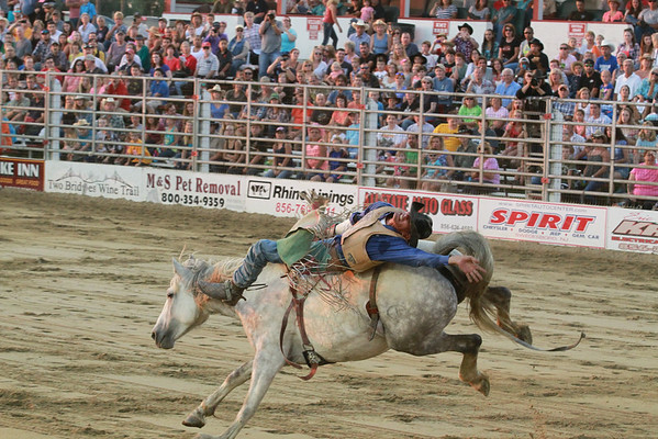 Cowtown Rodeo Aug 6 2014