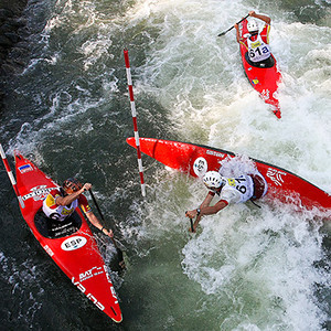 ICF Canoe Kayak Slalom World Championships La Seu d'Urgell 2009