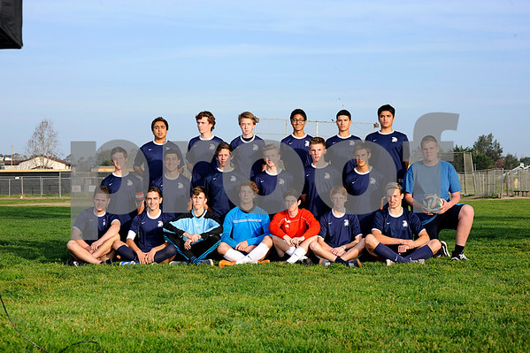 Orcutt Academy High School Varsity Boys Soccer