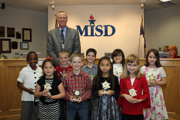 March 2011 MISD School Board Meeting