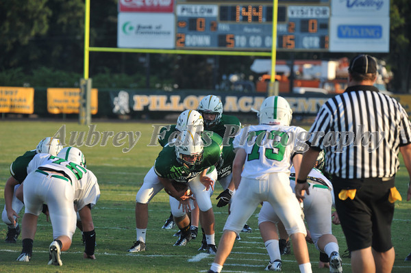 2012 JV Pillow Football
