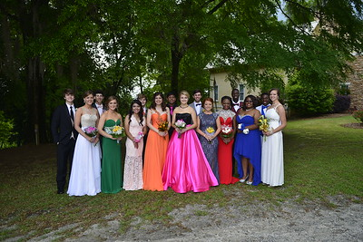 HHS Prom 2015