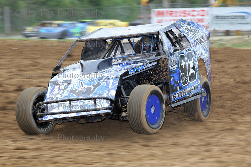May 12, 2012 Sprints and Modifieds