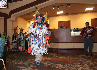 Red Eagle Dancers at Sycuan