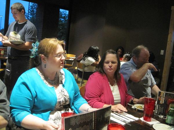 Thursday Night Dinner: April 23, 2015