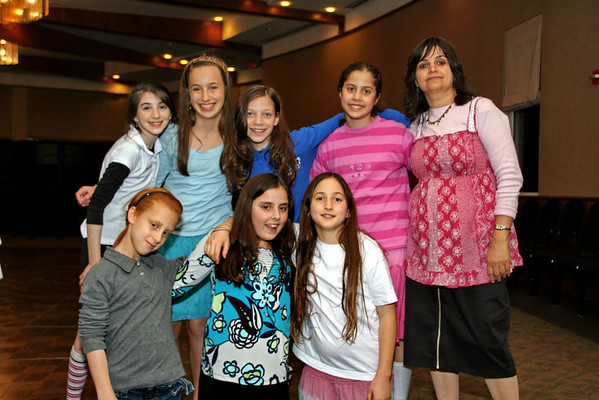 CBT Bat Mitzvah Club 2009