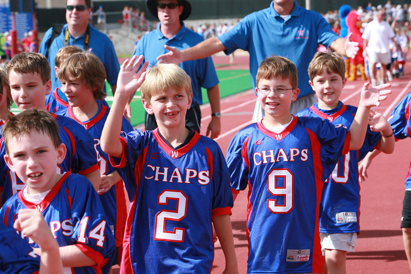 WESTLAKE POP WARNER