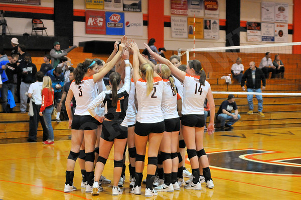 VB vs Shawnee State 9-30-11