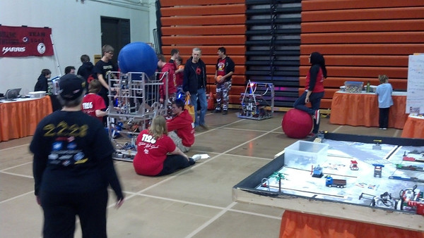 2014-2015 FIRST Robotics