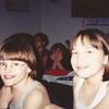This was my life. Pre-transplant With cystic fibrosis.<br /> <br /> Best friends! We were too cool for school!