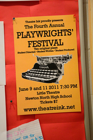 2011 Playwrights' Festival
