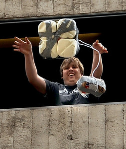 2012 CU Engineering Egg Drop