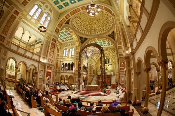 Pro-life leaders Mass