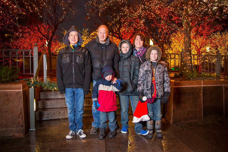 Lyman Family - Temple Square