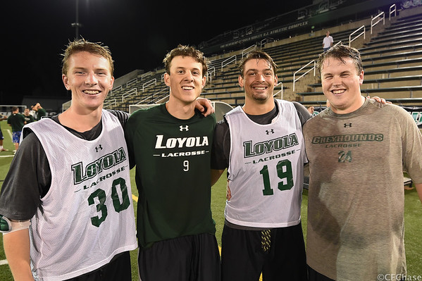 Loyola Alumni Game 09.26.14