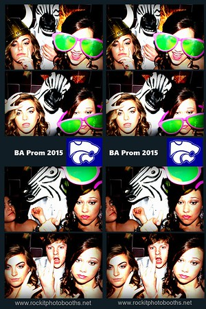Brookhaven Academy Prom 2015