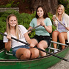 girls in the canoe 1