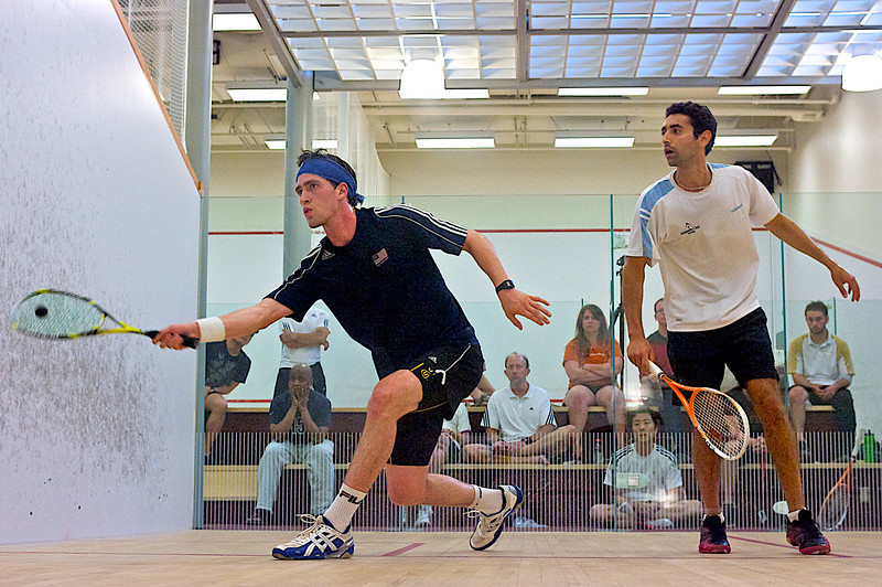 2010 World Class Squash Camp