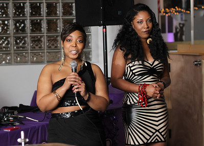 Tiana & Jasmine's 30th Birthday Celebration