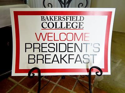 2015 President's Breakfast
